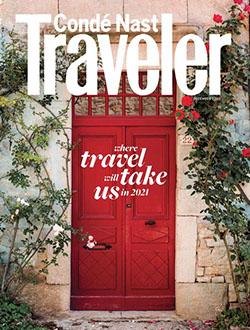 Cond� Nast Traveler Magazine